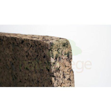 Plaque de liège expansé AMORIM - 80mm - 80mm | panneau(x) de 0.5 m² - 0