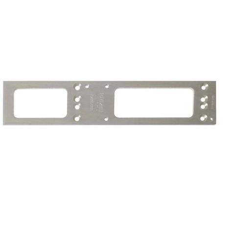 Plaque de montage pour TS4000 et TS5000 GEZE - Blanc - 068627