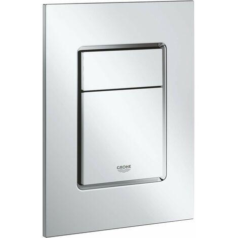 Plaque de toilette Grohe skate cosmopolitan S 37535000 | Chromé