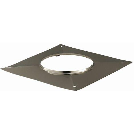 Plaque d'étanchéité carrée - Diamètre : 80
