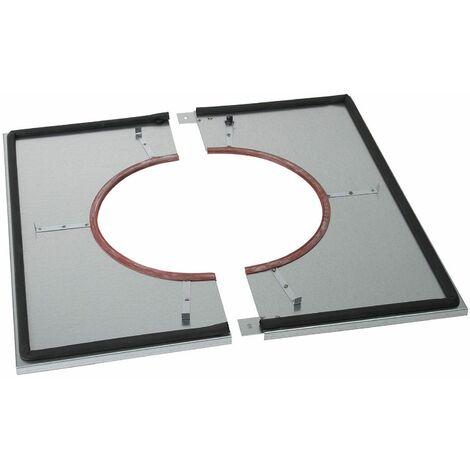 Plaque distance sécurité étanche THERMINOX ZI - Diamètre : 150