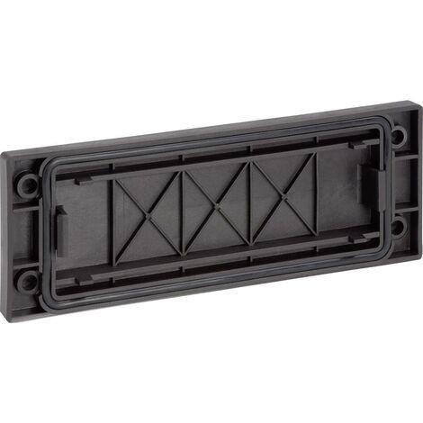 Plaque dobturation Icotek BPK 24 - RF A 42024.002 Polyamide noir 1 pc(s)
