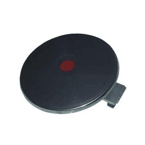 Plaque Electrique Chauffante 2000 W CC0303600 Pour TABLE DE CUISSON