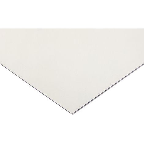 Plaque en polycarbonate PC incolore, 2.05m x 1.25m x 1mm