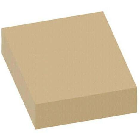 Plaque fibre eco 1.5x1.5m épaisseur 3mm