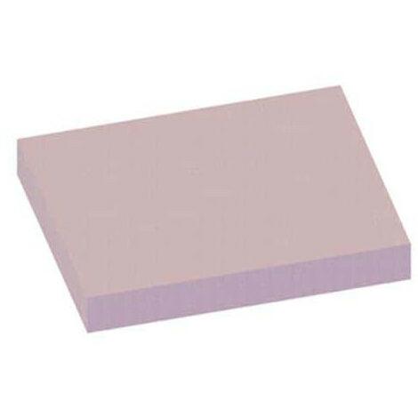 Plaque fibre indigo 1.5x1m épaisseur 1mm