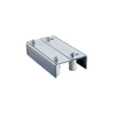 plaque guide-grilles reglable numero 255 COMUNELLO FRATELLI 255 11306005 001
