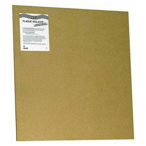 Plaque isolante standard 500x500 - 4mm