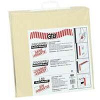 Plaque isolante standard - plaque de 500 x 500 ép. 4 mm