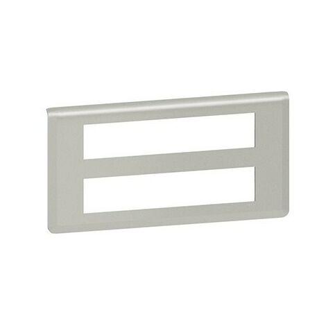 Plaque Mosaic horizontale - 2x10 modules - Aluminium