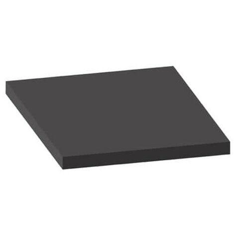 Plaque mousse caoutchouc epdm 2x1m épaisseur 3mm