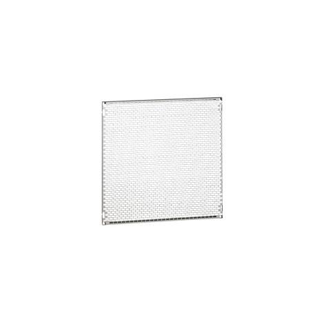 Plaque perforée Lina 25 - pour armoire Marina/Altis larg. 800 mm - H. 1000 mm
