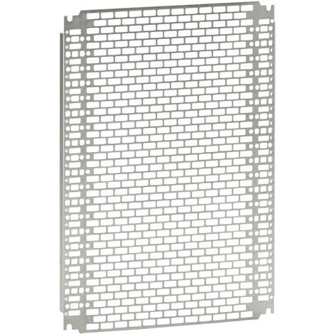 Plaque perforée Lina 25 - pour Atlantic/Inox/Marina H 1000 x l 600