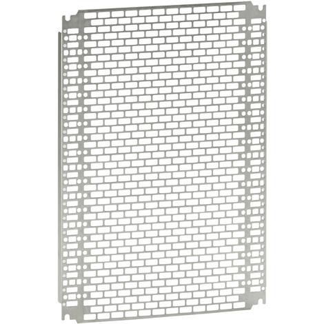 Plaque perforée Lina 25 - pour Atlantic/Inox/Marina H 1200 x l 1000