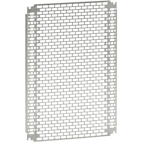 Plaque perforée Lina 25 - pour Atlantic/Inox/Marina H 1200 x l 800