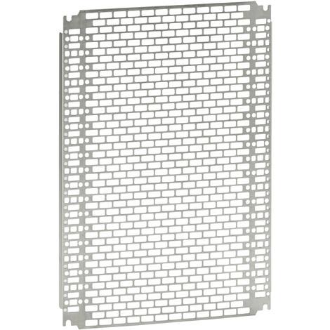 Plaque perforée Lina 25 - pour Atlantic/Inox/Marina H 1400 x l 1000