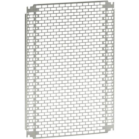 Plaque perforée Lina 25 - pour Atlantic/Inox/Marina H 600 x l 600