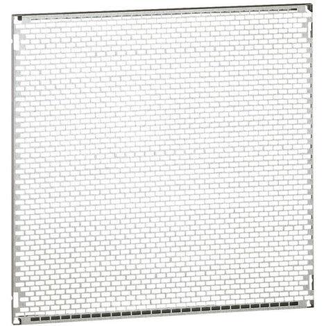 Plaque perforée Lina25 pour armoire Altis largeur 1600mm hauteur 800mm (047493)