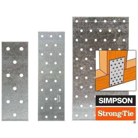Plaque perforée NP Simpson