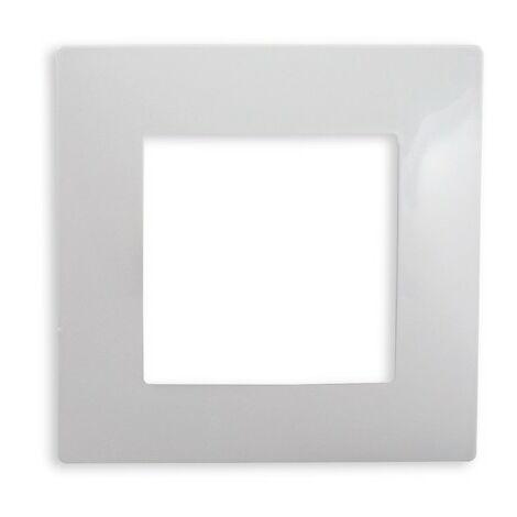 Plaque Simple Gris Siemens DELTA VIVA - SIEMENS