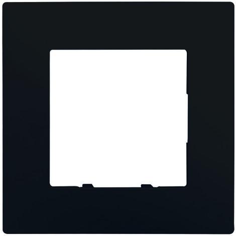 Plaque Simple Noir Siemens DELTA VIVA - SIEMENS