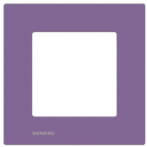 Plaque Simple Violet Siemens DELTA VIVA - SIEMENS