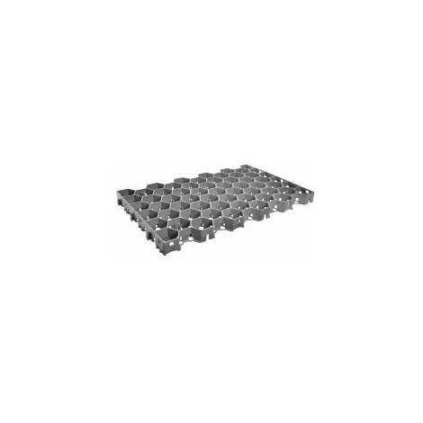 Plaque stabilisatrice de gravier en milieu urbain 591 x 378 x 40 mm (0.223m2)