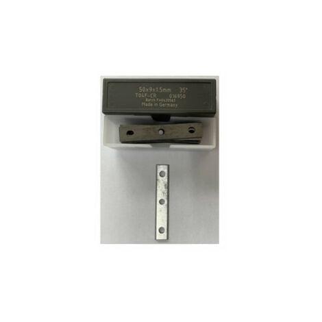 Plaquette carbure 50*9*1,5 - T04F-CR - boite de 10 pieces
