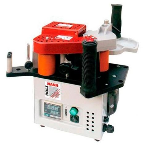 Plaqueuse de chant manuelle 180°C 230 V - 765 W KAM55V + accessoires - Holzmann - -
