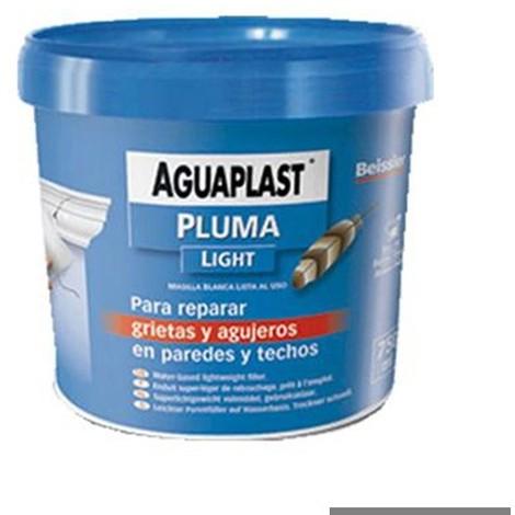 Plaste Pasta Pluma Light - AGUAPLAST - 2165 - 750 ML
