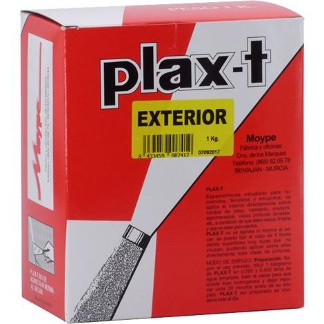 Plaste Plax-t extérieur 1KG Moype