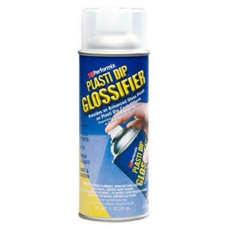 Plasti Dip paint finishing spray 400ml brilliant
