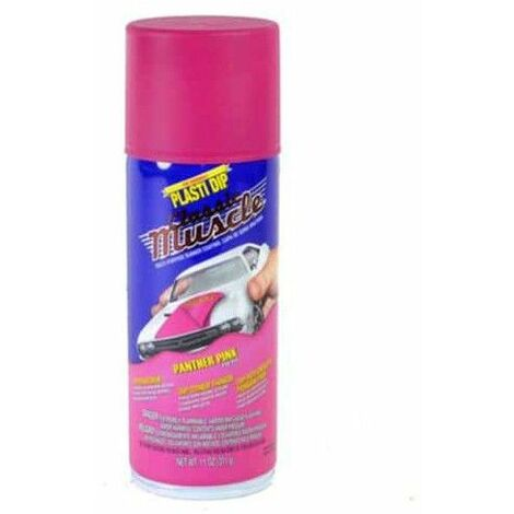 Plasti Dip vernice spray muscolare Rose 400 ml