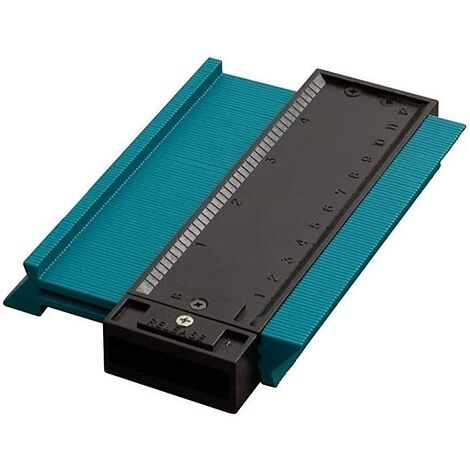 Plastic Contour Gauge, Contour Copier, Profile Gauge Measuring Ruler, Contour Duplication, Shape Gauge