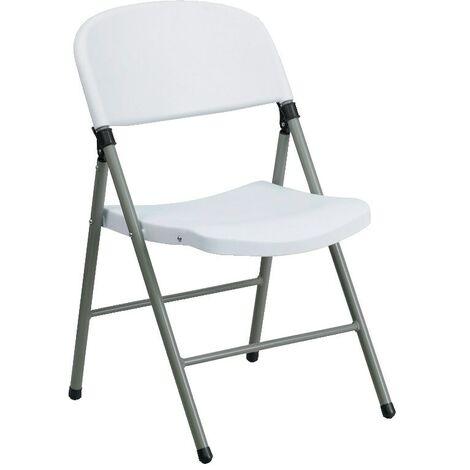 Plastic Folding Heavy Duty Chair 405x400x450mm