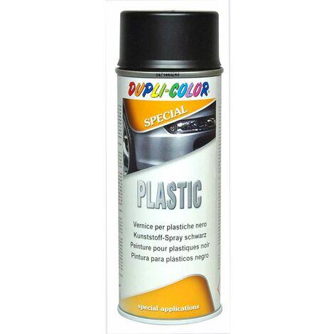 PLASTIC PER PLASTICHE NERO 400 ML