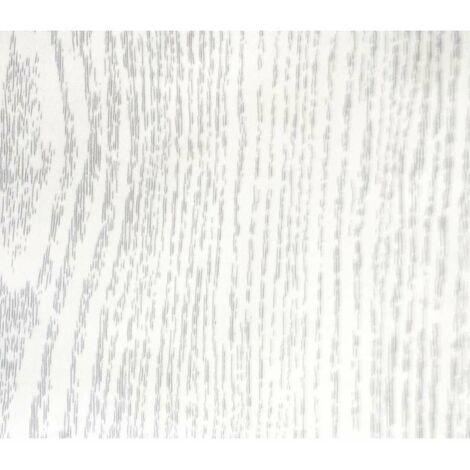 Plastica adesiva coloremt frassino bianco