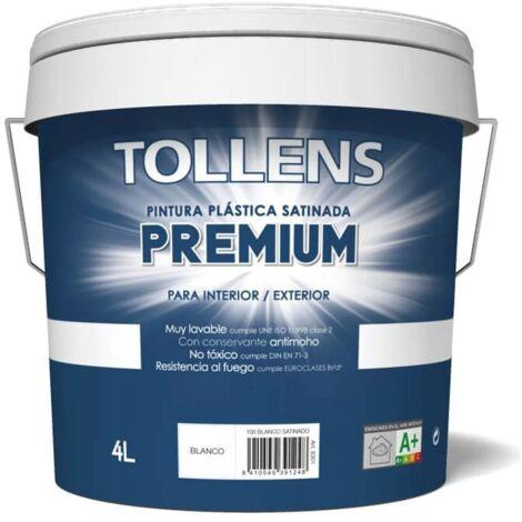 PLASTICA PREMIUM SATINADO BLANCO 4 LT