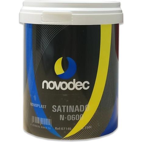 PLASTICA SATINADA N-0600 NOVOPLAST 750 ML