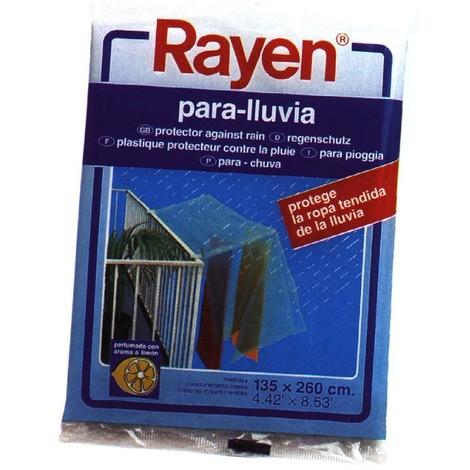 Plastico Lluvia - RAYEN - 6011 - 135X260 CM