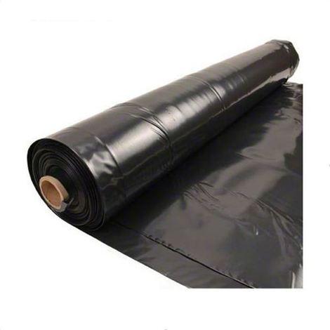 PLASTICO NEGRO 600 GALGAS .6 M.ALTURA 1 M.LINEAL