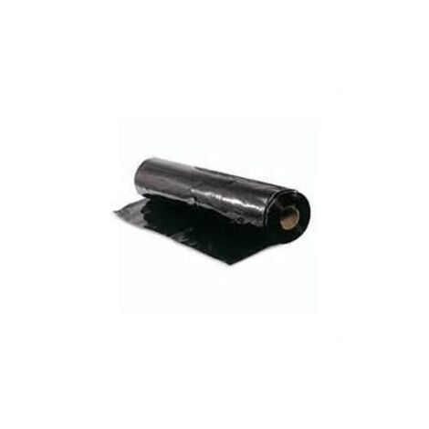 Plastico negro de 700 galgas- Ancho 6M - Metro Lineal