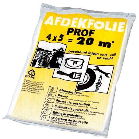 Plástico protector galga gruesa - talla