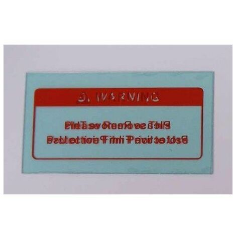 Plástico Protector interior para pantalla VarioProtect® XL