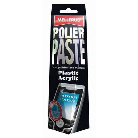 Plastics and Acrylic Polish - Remove Scratches Phone Kettle Toaster Plastics