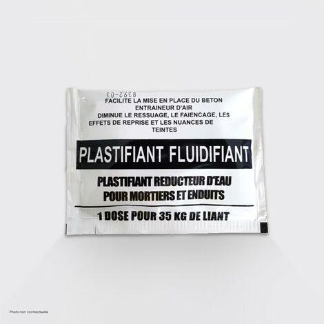 Plastifiant - Fluidifiant en dose - Plastifiant Fluidifiant dose 40 - Harmony Béton