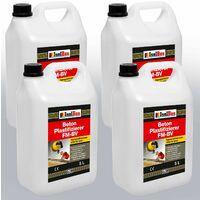 Plastifizierer Fliessmittel Betonverflüssiger SELBSTSELEKT 1 L - 25 L