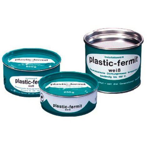 Plastik-Fermit, dauerelastische Dichtungsmasse, Dose a 1000 gr.