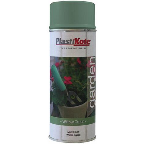 PlastiKote 440.0027200.076 Garden Colours Spray Paint Willow Green 400ml