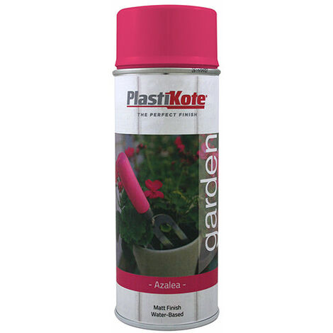 PlastiKote 440.0027207.076 Garden Colours Spray Paint Azalea 400ml